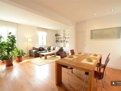 """Friendly Rentals The Good Life apartment in San Sebastian - Click on the """"Book Now"""" button to calculate the exact price."""