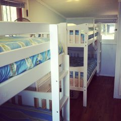 Gowen cottage photo - View of both bunk beds
