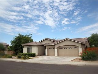 Surprise house photo - Front view - Surprise, Arizona