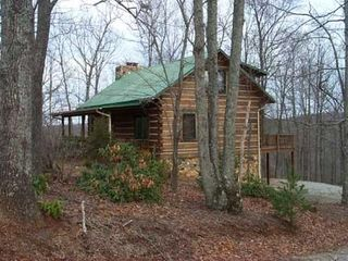 Woolwine cabin photo - May's Mountain Home