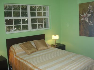 Nassau & Paradise Island townhome rental - Bedroom #2 Double Bed