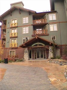Tucker Mountain Lodge