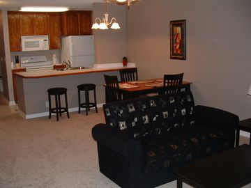 Greers Ferry Lake condo rental