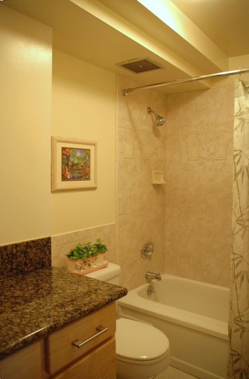 Bathroom & Shower