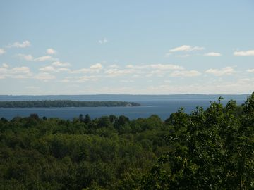 View from top of Bramen Hill in Northport