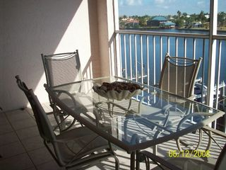 Vanderbilt Beach condo photo - Lanai With Bay Views