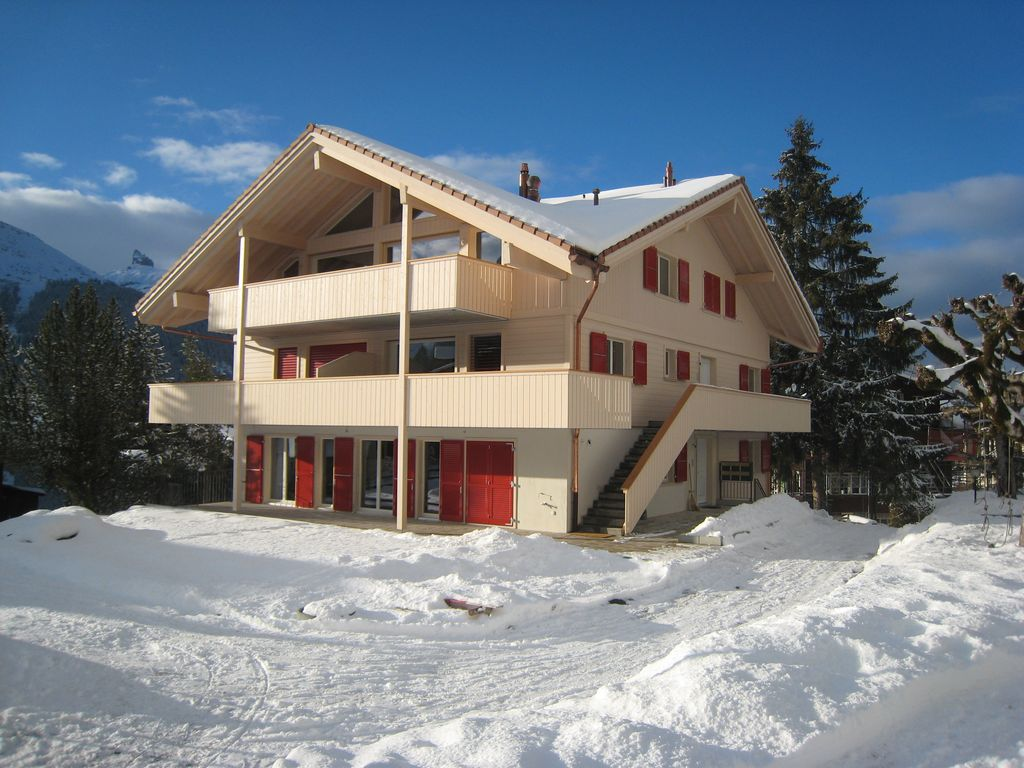 Holiday house, 120 square meters , Wengen