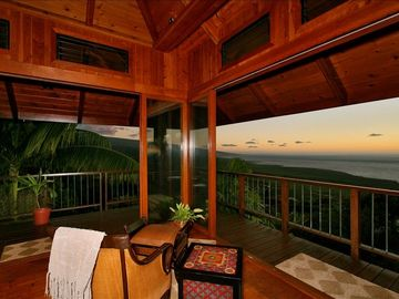 Captain Cook house rental - Peace & Tranquility.....