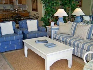 Seagrove Beach condo photo - Living Area