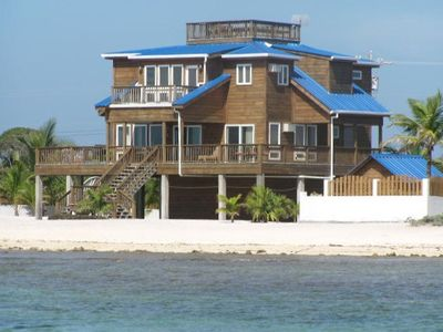 Luxury Villa on Utila