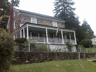 Historic Miller's Cottage on Creek