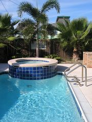 South Padre Island townhome photo - pool / hot tub