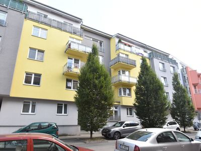Fully furnished apartment in the spa town of Podebrady, 50 minutes from Prague