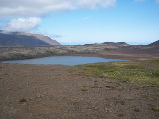 Northwest Iceland apartment photo - Lakes and lava