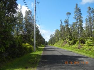 Pahoa house photo - 1~2 acre residential area.