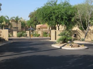 Scottsdale townhome photo - Small, quiet gated community