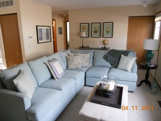 Interlochen house photo - Comfy sofa seating