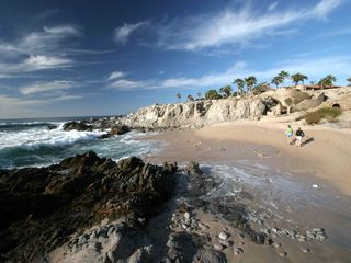 Cabo San Lucas villa photo - Sandy beaches and rolling waves