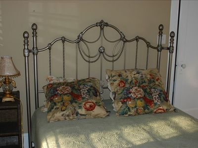 Third Bd. Rm. Queen Bed