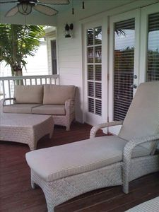 Master Bedroom Porch
