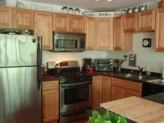 North Stonington house photo - Fully equipped modern kitchen for preparing quick snacks or gourmet creations