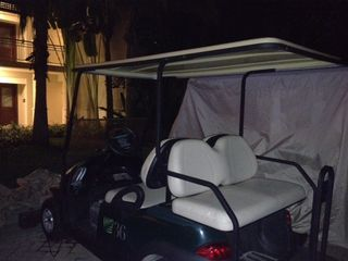 Rio Grande apartment photo - the golf cart
