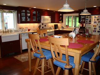 Ludlow house photo - Kitchen island