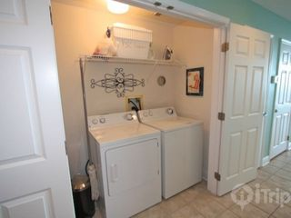 Gulf Shores condo photo - Washer/Dryer