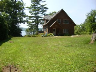 Lake Bomoseen house photo - .