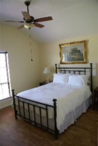 Front bedroom with queen bed