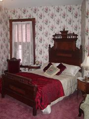Cape May house photo - Rose Bedroom