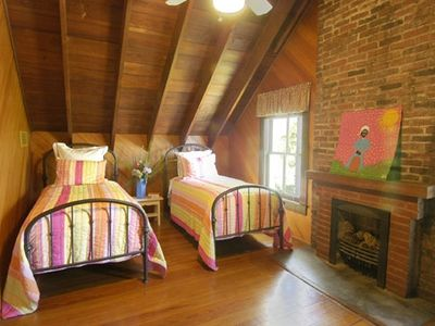 Third Floor Bedrooms Great for Kids
