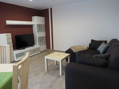 Your place in the sun - rest and relaxation in the Saxon Switzerland - Wohnung 3 (Untergeschoss)