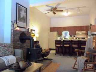 Pittsfield condo photo - Open space makes entertaining easy.