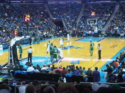 catch a Hornets game