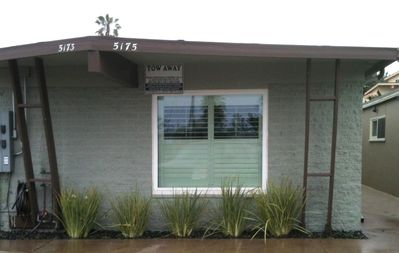 Ocean Beach bungalow rental - Fromt of property