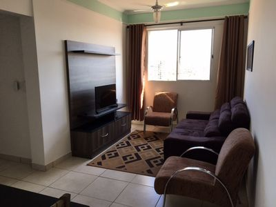 Apto. Full 2 bedrooms close to USP and Hospital das Clínicas (AGRISHOW)