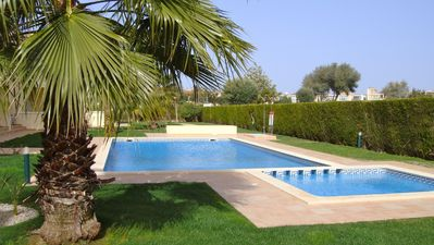 2 bed 2 bath ground floor apartment close to golf, marina & beaches in Vilamoura