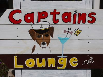 Welcome to the Captains Lounge!