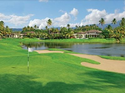 a paradise for golf players