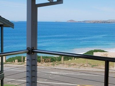 Port Elliot townhome rental - Meridian offers spectacular water and bay views
