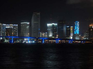 The Miami Skyline