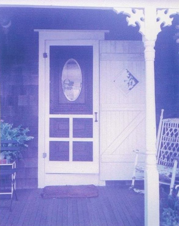 Front Porch Door
