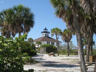 Boca Grande condo photo - Boca Grande Lighthpouse and Museum