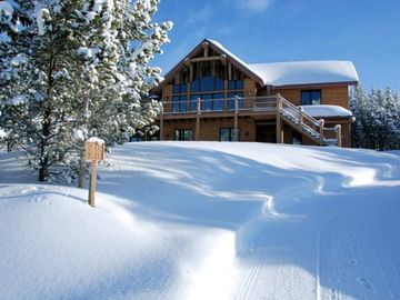 Big Sky chalet rental - Casa Big Sky in winter