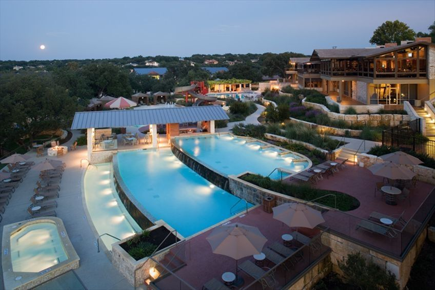 Vrbo lakeway vacation rentals for Top spa resorts in texas