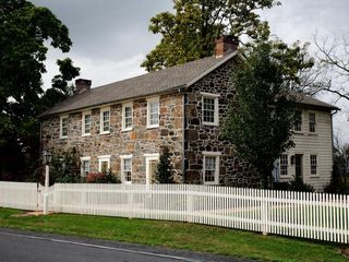 Gettysburg farmhouse photo - The Currens Farmhouse