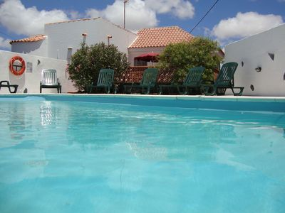 Villa Alicia - tranquil villa with heated private pool and secluded gardens