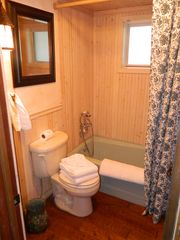 Lake Arrowhead cabin photo - main level master bathroom