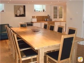 Porthmadog house rental - Dining table with seating for 12